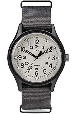 Timex HerrenAnalogQuarzUhrmitNylonArmbandTW2T10500