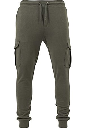 Urban classics TB1395 Herren Hose Fitted Cargo Sweatpants