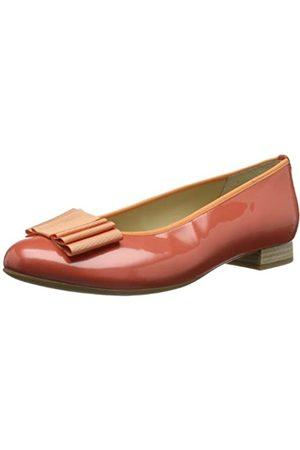 Hassia Fermo, Weite G 7-301014-86000 Damen Ballerinas, Apricot (apricot 8600)