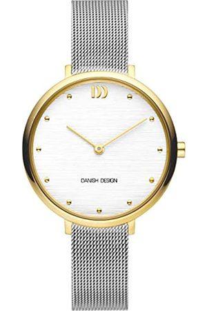 Danish Design DanishDesignDamenAnalogQuarzUhrmitEdelstahlArmbandIV65Q1218