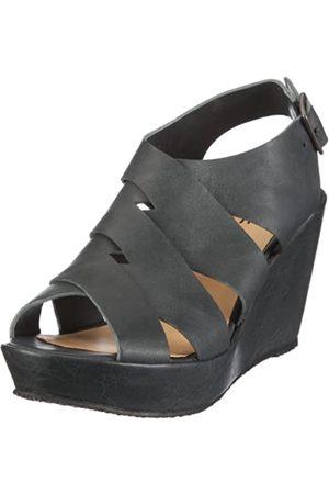 d.co WF 1719, Damen, Sandalen/Fashion-Sandalen, (Grey)