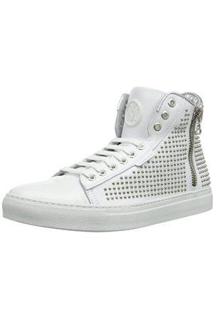 Michalsky Urban Nomad III High Armour 1415327 Unisex-Erwachsene Sneaker, (White 000)