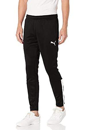 PUMA Herren TeamLIGA Training Pants Trainingshose, Black