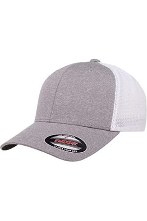 Flexfit Herren Melange Stretch Mesh Cap Mütze