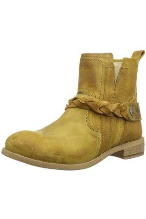Yellow Cab Dakota W Y26038, Damen Biker Boots, (Mais)