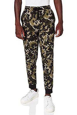 Amazon Cargo Fleece Jogger Sweatpant Athletic-Pants