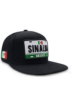 StashCart Mexikanische Snapback-Mütze für Herren mit Staaten und Lizenz bestickt