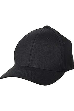 Flexfit Herren Caps - Uni Wool Blend Cap, Black