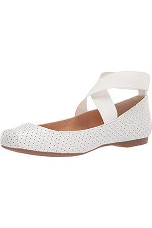 Jessica Simpson Damen Mandalay8 Ballerinas, (Bright White)