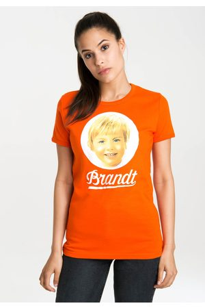LOGOSHIRT T-Shirt »Brandt Zwieback 70s«, mit lizenziertem Originaldesign