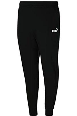 PUMA Herren Essentials Logo Fleece Pants Trainingshose