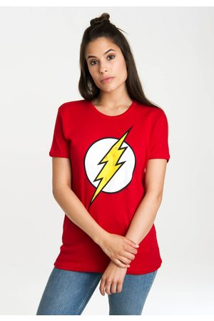 LOGOSHIRT T-Shirt »Flash Logo«, mit lizenzierten Originaldesign