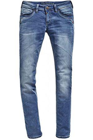 Timezone Damen Slim - Damen Slim Tahila Jogg Straight Jeans