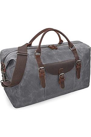 NEWHEY Handtaschen - Übergroße Reisetasche, wasserdicht, Segeltuch, Wochenend-Handtasche
