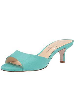 Jessica Simpson Damen Sofiah2 Kitten Heel Sandale mit Absatz