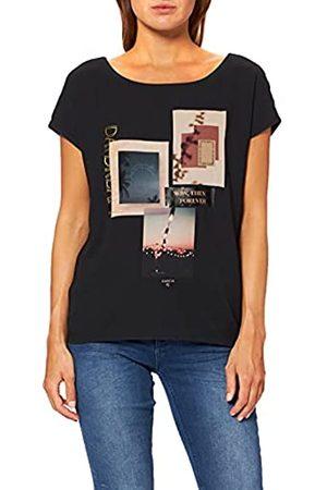 Garcia Damen G10004 T-Shirt, Black