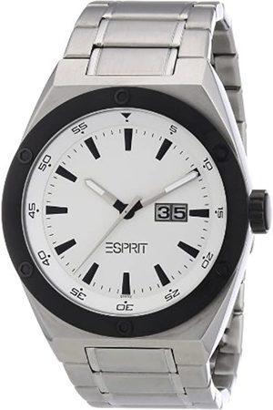 ESPRIT Herren-Armbanduhr Access Silver A.ES101971004