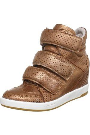 Bronx BX 353-784A27 43784-AA27, Damen Sneaker, (caramel 27)