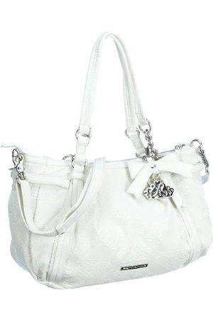 Fornarina Bags EMILIE PU B601PS36, Damen, Shopper, (MILK)