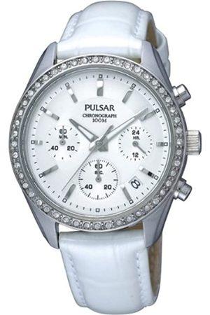 Pulsar Herren-Armbanduhr XL Sport Analog Quarz Edelstahl PT3445X1