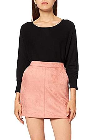 VERO MODA Damen Vmdonnadina Faux Suede Short Skirt Noos Rock