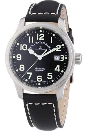 Zeno Watch Basel Herrenarmbanduhr Pilot New Classic 9554-a1