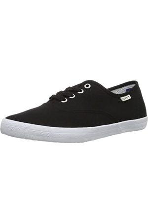 ESPRIT Nita Solid Lu 024EKKW006, Jungen Sneaker, (black 001)