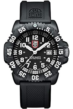 Luminox Unisex Erwachsene Analog Automatik Uhr mit Plastik Armband XS.3051.F