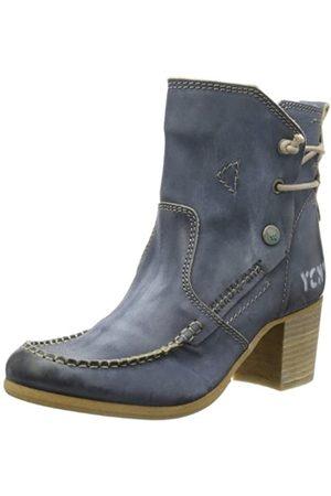 Yellow Cab Damen Lane W Chelsea Boots, (Blue)
