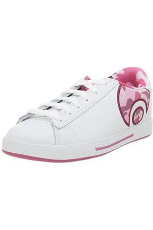 Osiris ServeIconGirlShoes-White~Pink~Camo-UK6