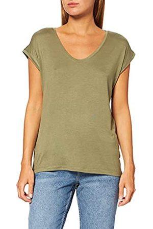 Pieces Damen T-Shirt PCBILLO Tee SOLID NOOS