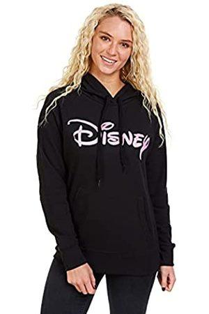 Disney Damen Sweatshirts - Damen Logo Kapuzenpullover