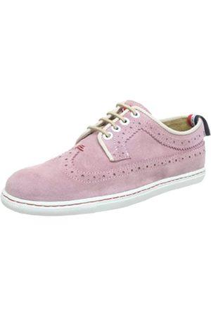 NoBrand Joana 909507.00, Damen Schnürhalbschuhe, Pink (pink 9858)
