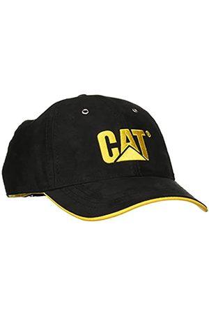 Caterpillar Berufsbekleidung Baseball-Cap mit gelbem Logo