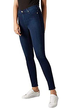 7 for all Mankind Damen Skinny Jeanshose HW