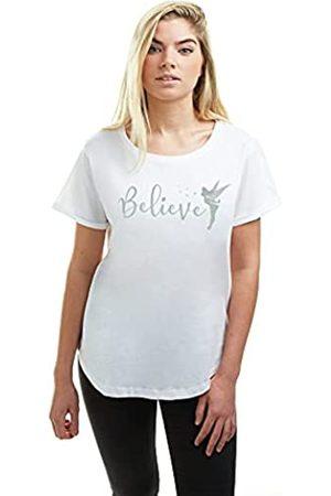 Disney Damen Shirts - Damen Believe In Fairies - Tinkerbell T-Shirt