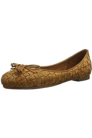 Pantofola d'Oro Pantofola D´ORO Ballerina Laccio BL117-D Damen Ballerinas, (Cuoio 21)