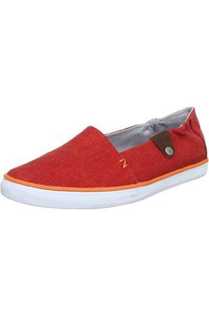 Hub Damen Sneakers - Fuji C W12-01 C-C01-24, Damen Sneaker, (red/wht 24)