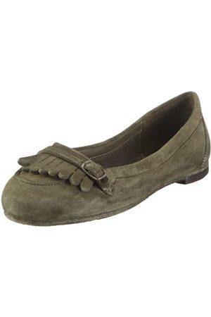 Pantofola d'Oro Pantofola D´ORO Ballerina MOC. FRANGIA BL31-D, Damen, Ballerinas, (Militare 166)