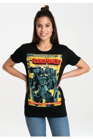 LOGOSHIRT T-Shirt »Transformers - Robots In Disguise«, mit lizenziertem Originaldesign