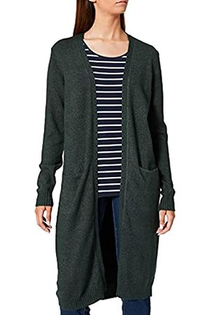 Vila Clothes Damen VIRIL Open L/S Knit Cardigan-NOOS Strickjacke