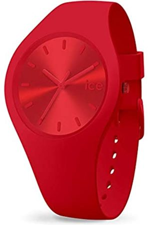 Ice-Watch ICE colour Spicy -e Herren/Unisexuhr mit Silikonarmband - 017912 (Medium)