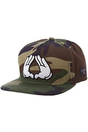 Cayler & Sons Unisex-Adult Herren Snapback Caps WL La Familia Camouflage Adjustable Cap