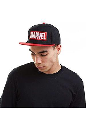 Marvel Herren Logo Baseball Cap