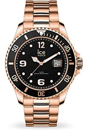 Ice-Watch ICE steel Rose- - Rose- Herren/Unisexuhr mit Metallarmband - 016763 (Medium)