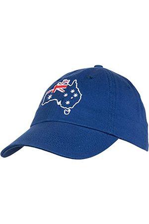 Ann Arbor Australia Pride | Australian Aussie Flag Sport Fan Low Fit Baseball Cap Dad Hat Royal Blue