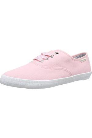 ESPRIT Mädchen Schuhe - Nita Pastel LU 024EKKW007, Mädchen Sneaker, Pink (macaron rose 620)