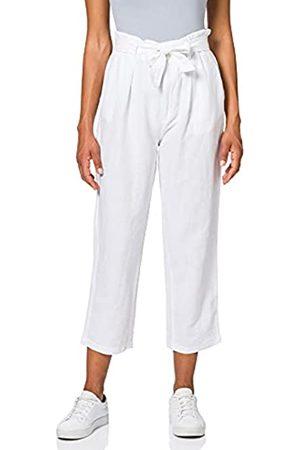 Herrlicher Damen Comfy Linen Uni Hose