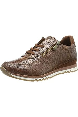 Marco Tozzi Damen 2-2-23726-27 Sneaker, Cognac STR.COM