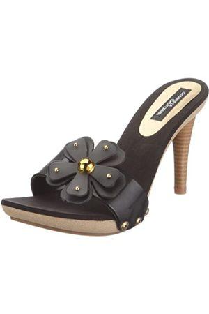 Colors of California Damen Sandalen - H C CW7619, Damen, Sandalen/Fashion-Sandalen, (Black)